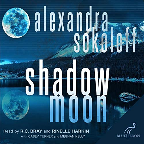 Shadow Moon audiobook cover art