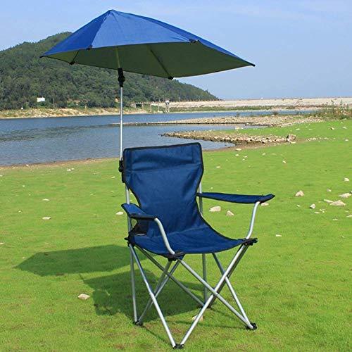 AJH Silla de Camping Plegable Ultraligera, portátil compacta para Acampar al Aire Libre, reclinable, Viaje, Playa, Picnic, Festival, Silla de Senderismo, Mochila Ligera
