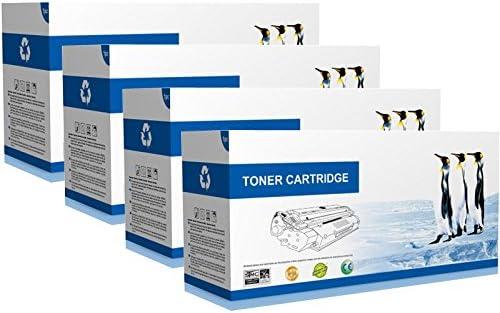 Compatible SET CC530A CC531A CC532A for 2021new shipping free Toners Max 80% OFF CC533A HP Pri