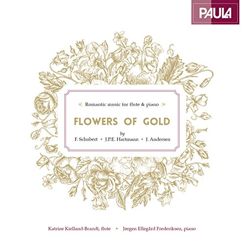 Introduction and Variations on 'Trockne Blumen' for Flute and Piano, D.802: Theme 'Andantino'