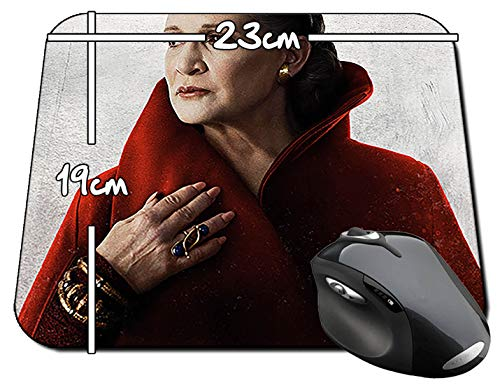 Star Wars Episode VIII The Last Jedi Carrie Fisher Alfombrilla Mousepad PC