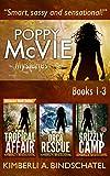 Poppy McVie Mysteries Books 1-3 (The Poppy McVie Box Set Series Book 1)