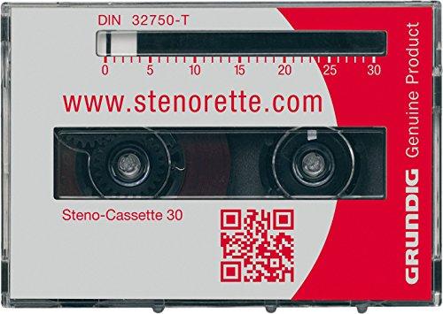 GRUNDIG GGO5610 Stenokassette, 30min, 5-Pack