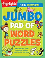 Jumbo Pad of Word Puzzles (Highlights Jumbo Books & Pads)