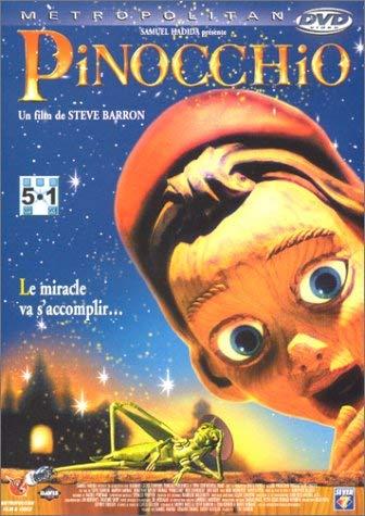 Pinocchio [Edizione: Francia]