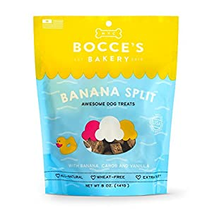 Bocce's Bakery – The Limited Edition Menu: Poolside Treats, Wheat-Free Dog Biscuits