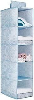 Oxford cloth/non-woven rectangular cute/cute home organization 1pc storage bag@Light Blue