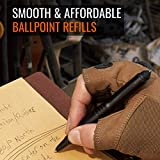 Tactical Pen (4-in-1), Tactical Gear, Cool Gadgets for Men, Birthday Gifts for Boyfriend, Husband, Multitool Unique Gifts Ideas…