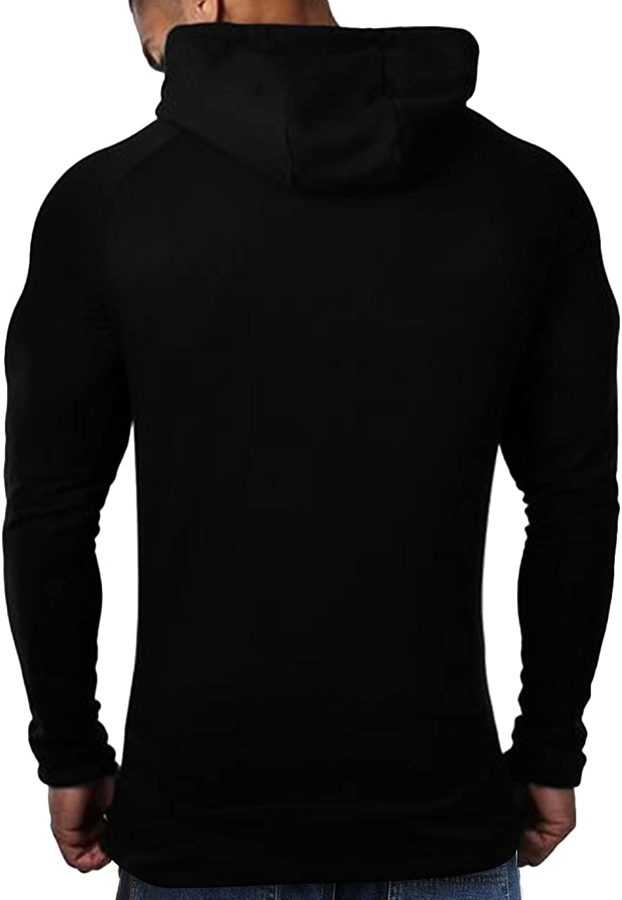 OBX Fashion Panther Mens Necklace Black Hoodie