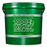 SCITEC Nutrition 100% Whey Isolate - 4 kg Chocolate
