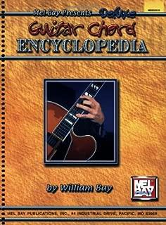 Deluxe Encyclopedia of Guitar Chords (Spiral)