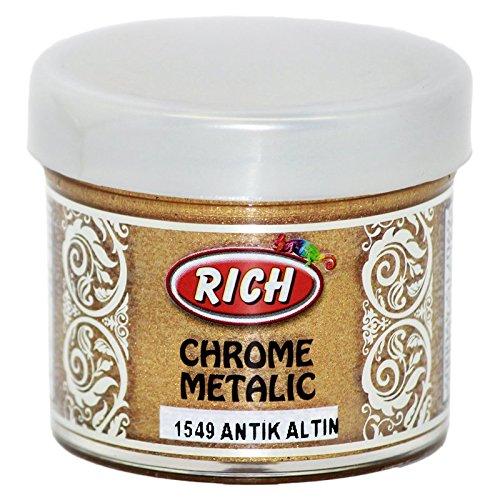 mytorten Pays Rich Chrome Antique Doré 60 ML
