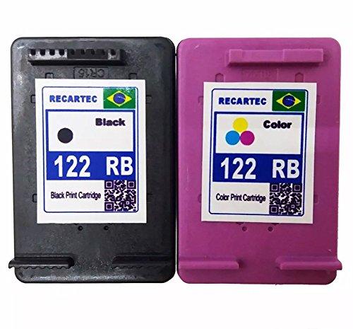 Cartucho 122 Preto E Color 1000 2050 3050