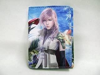 Final Fantasy XIII: Odin Lightning Trifold Wallet