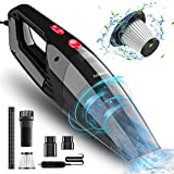 Audew Car Vacuum Cleaner, Portable Vacuum Cleaner for Car, 5500PA High Power Handheld...