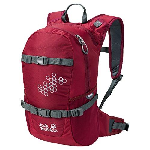 Jack Wolfskin Kids Kinderrucksack Kids Akka Pack 2150 Dark red