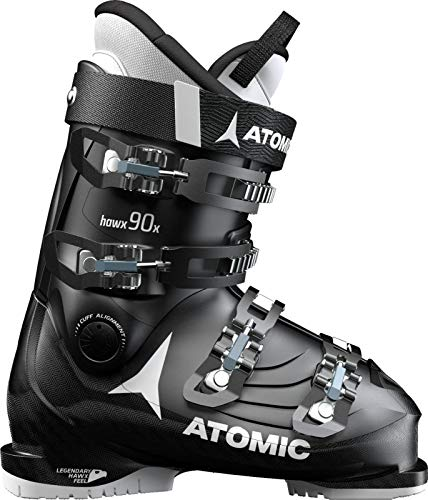 ATOMIC Damen Skischuhe HAWX 2.0 90X schwarz/Weiss (910) 25