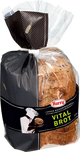 Harry Brot Bäckerfrisches Vitalbrot 500 g geschnitten