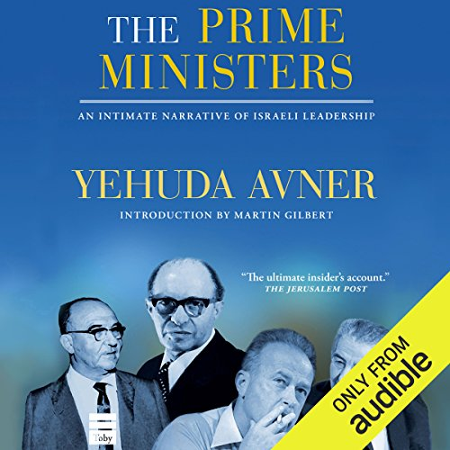 The Prime Ministers audiobook cover art