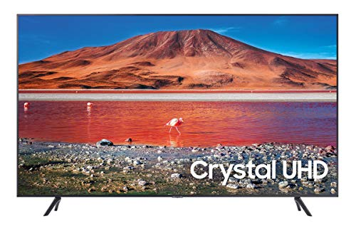 "SAMSUNG Series 7 UE75TU7172U 190,5 cm (75"") 4K Ultra HD Smart TV WiFi Carbono, Plata"