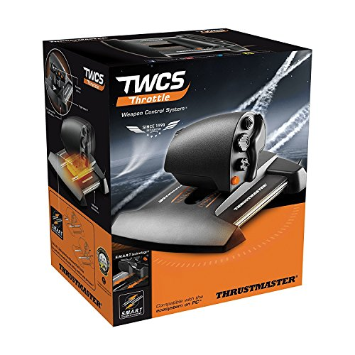 Thrustmaster TWCS Throttle Controller (Windows)