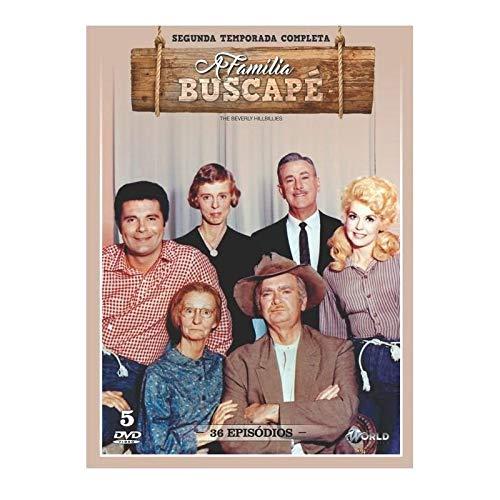A Familia Buscapé 2ª Temporada Completa Digibook 5 Discos