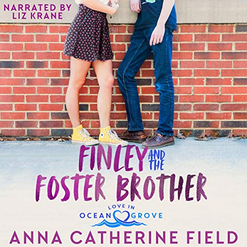 Finley and the Foster Brother cover art