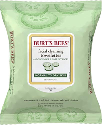 Product Image of the Burt's Bees Towelettes
