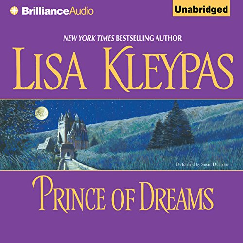 Prince of Dreams cover art
