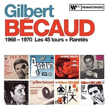 1968 - 1970 : Les 45 tours + Raretés