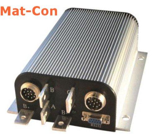 Keya Kelly KBL Controller Steuerung bürstenlos BLDC 48V 60V 72V max.26KW 550A,CAN Bus, programmierbar, Rekuperation, vor/zurück (24DPW301BL /KBL24301X 12-24V DC (8-30V) Nenn. 140A)
