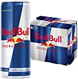 Red Bull Energy Drink, 6 lattine - 1500 ml