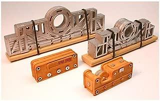Chooch Enterprises HO Scale 80-Ton Drive Shaft & Pulley Load