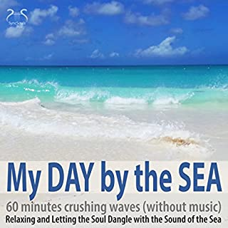 My Day by the Sea audiobook cover art