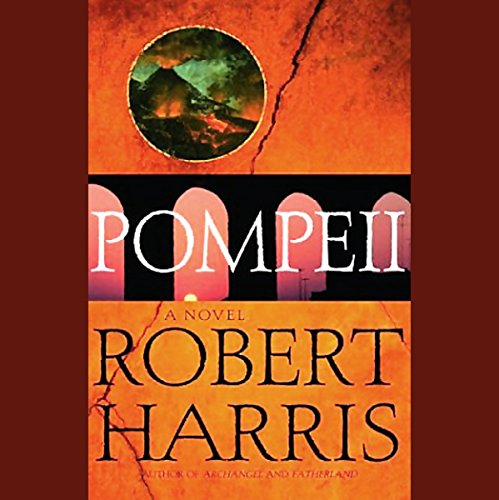 Pompeii audiobook cover art