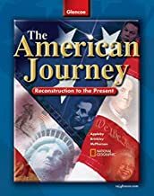 The American Journey: Reconstruction to the Present (THE AMER JOURNEY RECON/PRESENT)