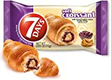 7Days Soft Croissant, Peanut Butter Jelly Filling, Perfect for Lunchbox or Snack, Non-GMO (Pack of...