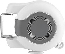 Cikonielf Dubbele uittrekbare waslijn voor buiten, 13 m droogruimte voor de wasdroging binnen en buiten, ABS PVC