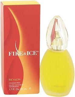 Revlon Fire & Ice Cologne Spray 1.7 Oz/ 50 Ml for Women By 1.7 Fl Oz