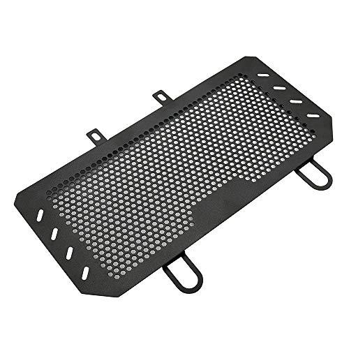 Protector de radiador para parrilla de motocicleta KTM DUKE390 DUKE 390 2018 DUKE250, color negro