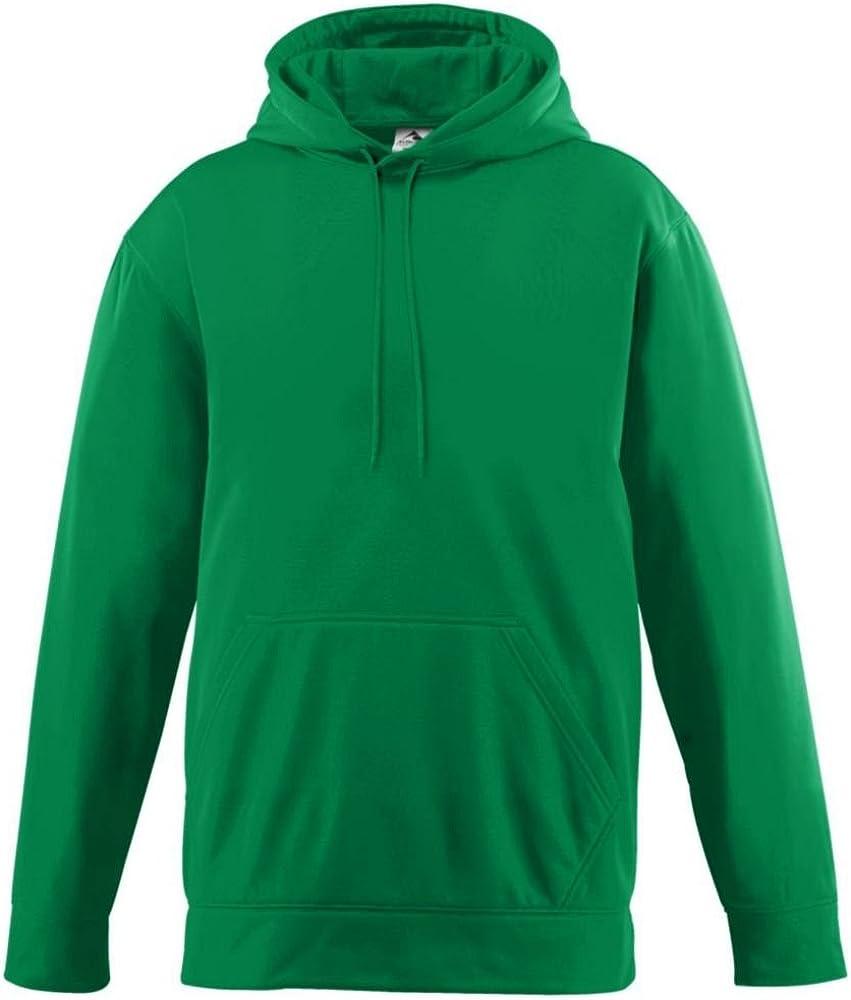 Max 59% OFF Augusta Activewear Men's Wicking Hooded Kansas City Mall Fleece Sweatshirt