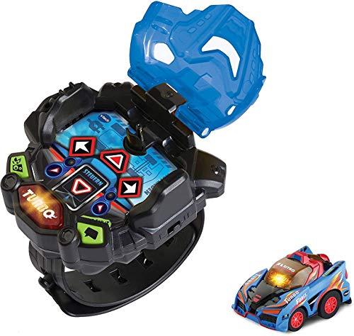 Vtech Turbo Force Racers - Race Car Blue - Coche teledirigido, Multicolor