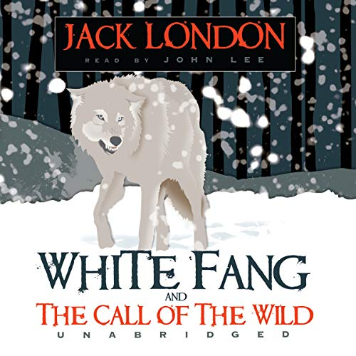 Jack London Boxed Set audiobook cover art