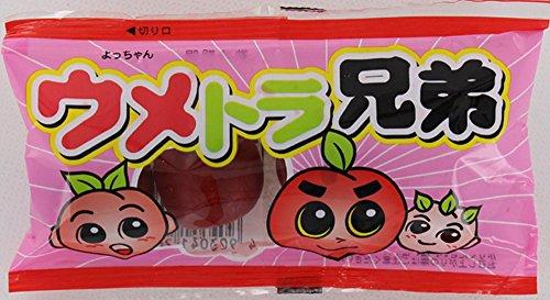 よっちゃん  新ウメトラ兄弟  3個×20袋