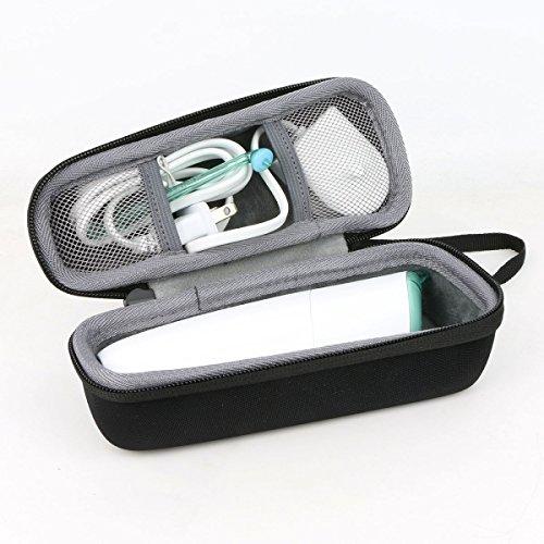 Duro Viajar Caso Cubrir para Philips HX8210/22 Sonicare AirFloss - Irrigador Dental, Recargable, con Tecnología de Aire y Microgotas por co2CREA