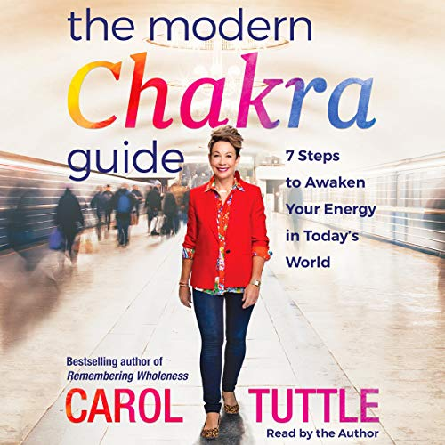 The Modern Chakra Guide  By  cover art