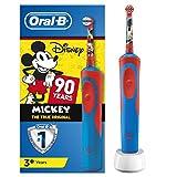 Oral-B Kids Brosse à Dents Électrique Avec Personnages Mickey