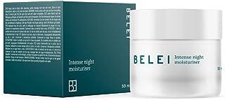 Amazon Brand - Belei - Intensieve nachtcrème, 94.9% natuurlijke ingrediënten, veganistisch, 50 ml