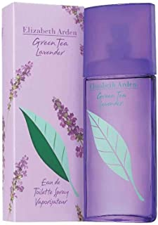 Elizabeth Arden Green Tea Lavender - perfumes for women, 100 ml - EDT Spray