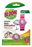Bloom Derm Pulsera Anti-Mosquitos